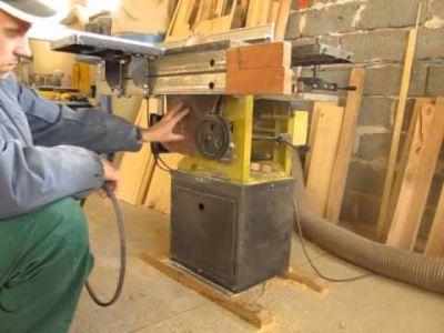 Как выбрать многофункциональный станок по дереву в цех или мастерскую