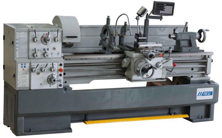 Токарно-винторезный станок FDB Maschinen Turner 410x1500W-DPA с ускоренным перемещением суппорта!!!