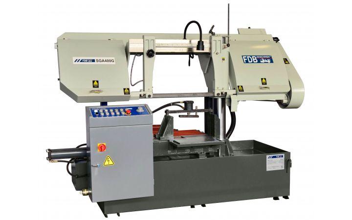 Ленточная пила по металлу FDB Maschinen SGA 400 G